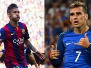 Bóng đá - Cuộc đua số 1: Sau Ronaldo – Messi là Neymar – Griezmann