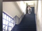 """Video Clip Cười - Clip: Cái kết cực thốn cho các chàng thích """"thể hiện"""""""