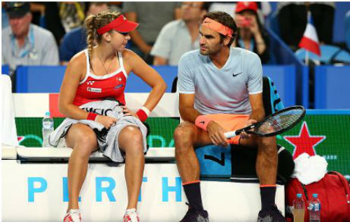 Tin thể thao HOT 7/1: Federer dừng bước ở Hopman Cup