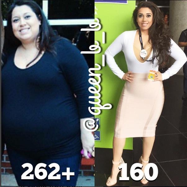 """Chị béo hơn 1 tạ """"đá bay"""" 48kg mỡ vì bị chồng chê - 1"""