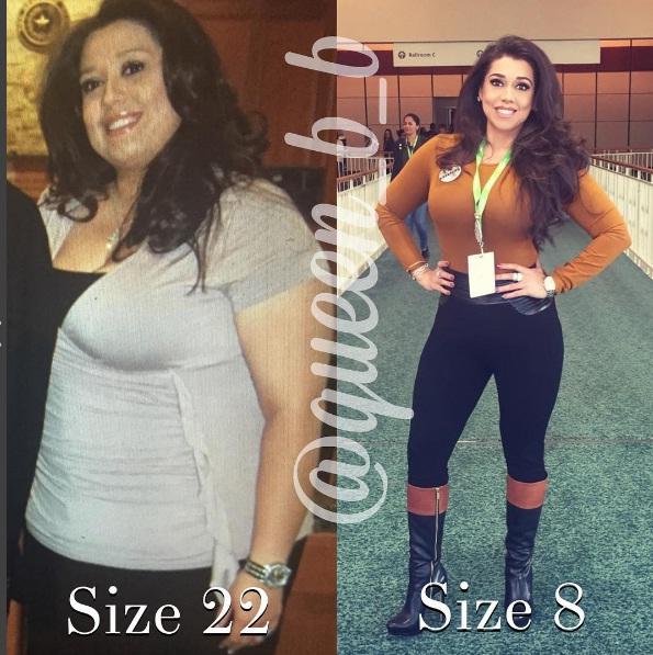 """Chị béo hơn 1 tạ """"đá bay"""" 48kg mỡ vì bị chồng chê - 5"""