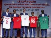 Bóng đá - V-League 2017 mở màn: Công Phượng và câu chuyện bản sắc