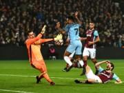 Bóng đá - West Ham - Man City: Sụp đổ trong 2 phút