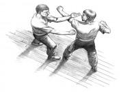 """Thể thao - Thực chiến: 20 giây MMA cho Vịnh Xuân đi """"cấp cứu"""""""