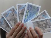 Tài chính - Bất động sản - Khan tiền lẻ, cò chợ đen thổi giá chóng mặt