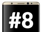 Thời trang Hi-tech - Top 8 tính năng sẽ hiện diện trên bộ ba Samsung Galaxy S8, S8 Edge và S8 Plus