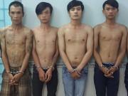 An ninh Xã hội - Băng nhóm giết người do va quẹt xe trước cổng chùa