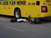 Tin tức trong ngày - Xe tải tông chết người trên quốc lộ 1A rồi bỏ chạy