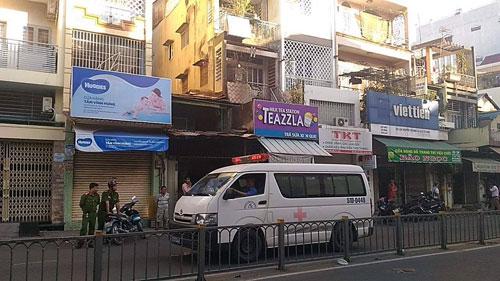 Điều tra nghi án nổ súng bắn chết người ở Sài Gòn