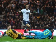 "Bóng đá - Preston - Arsenal: ""Pháo nổ"" phút 89"