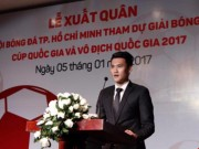 Bóng đá - Quyền chủ tịch Lê Công Vinh: 'Đẹp đã, hay dở tính sau'