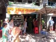 Tin tức trong ngày - Cháy quán cơm bình dân ở SG, 2 người bị bỏng nặng