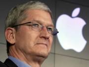 Thời trang Hi-tech - Tim Cook bị giảm lương vì Apple suy giảm lợi nhuận trong năm 2016