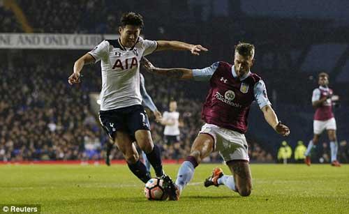 Tottenham – Aston Villa: Sức ép khủng khiếp - 1