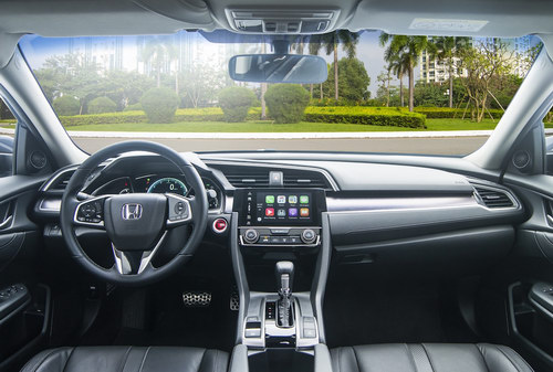 Định giá 950 triệu đồng tại Việt Nam, Honda Civic 2017 gặp khó? - ảnh 2