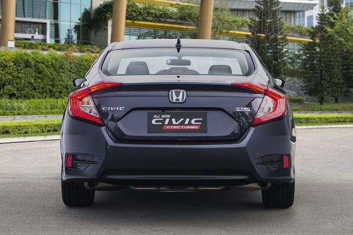 Định giá 950 triệu đồng tại Việt Nam, Honda Civic 2017 gặp khó? - ảnh 3