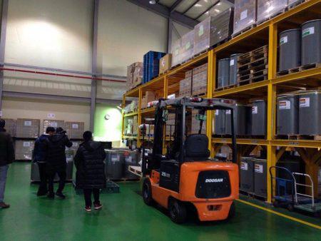 Văn hóa sản xuất tại nhà máy keo dán Hichem - 3