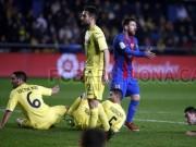 """Bóng đá - Trọng tài, cột dọc """"phá hỏng"""" trận đấu của Barca"""