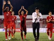 Bóng đá - Lần đầu đá V-League, CLB của chủ tịch Công Vinh phấn khích