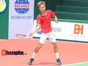 BXH tennis 9/1: Sao trẻ Việt Nam tăng gần 500 bậc