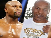 """Thể thao - Sốc boxing: Mike Tyson chính thức """"đấu"""" Mayweather"""