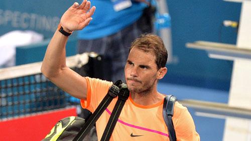 Tin thể thao 10/1: Nadal hứa giải nghệ nếu vẫn sa sút