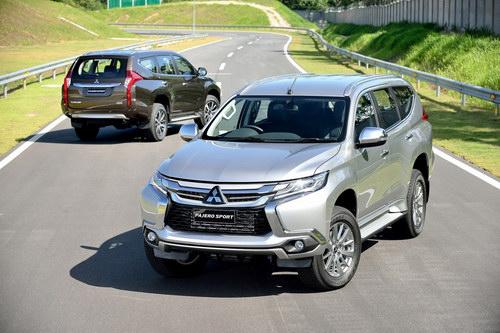 Mitsubishi Pajero Sport 2017 tại Việt Nam có giá thấp hơn dự kiến - ảnh 1