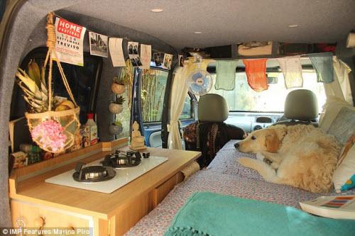 Cô gái bỏ việc để cùng cún cưng du lịch dài ngày - ảnh 10