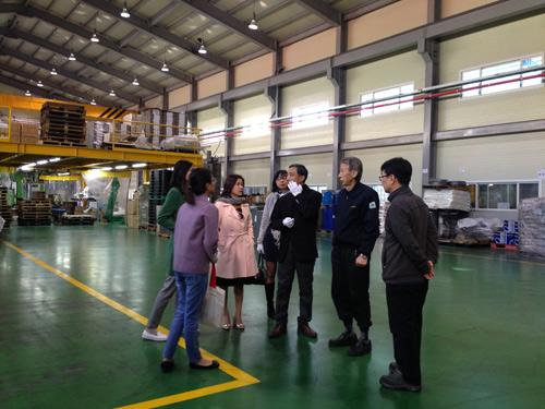 Văn hóa sản xuất tại nhà máy keo dán Hichem - 4