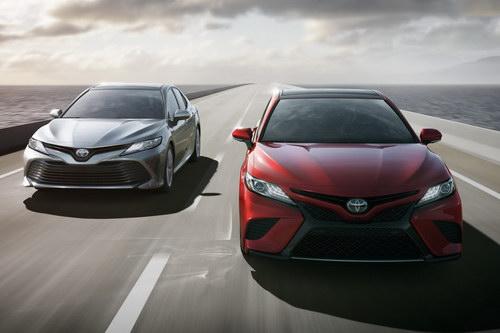 Toyota Camry 2018: Trẻ trung đến bất ngờ - ảnh 3