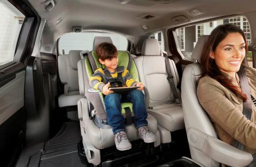 """2018 Honda Odyssey với ghế ngồi """"thần thánh"""" - ảnh 3"""