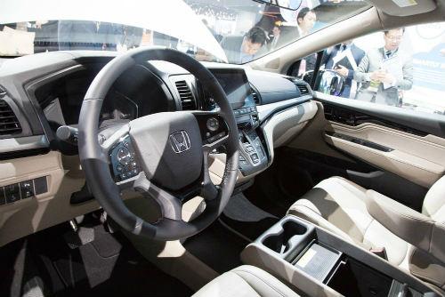 """2018 Honda Odyssey với ghế ngồi """"thần thánh"""" - ảnh 4"""