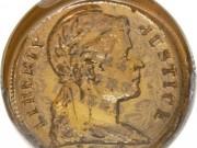 Thế giới - Đồng tiền xu độc nhất bán với giá gần 1,6 tỷ đồng ở Mỹ