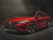 Tin tức ô tô - Toyota Camry 2018: Trẻ trung đến bất ngờ