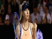Thể thao - Tin thể thao HOT 10/1: Sharapova ấn định giải tái xuất