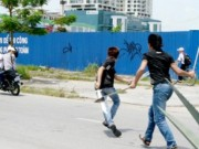 An ninh Xã hội - Mâu thuẫn, nam thanh niên bị chém đứt lìa tay