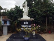 Tin tức trong ngày - Xã cấm đặt tượng danh tướng Trần Hưng Đạo trên bục
