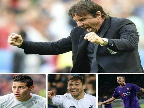 Chelsea đua vô địch: 5 ngôi sao trong tầm ngắm