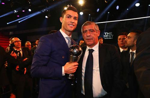 Ronaldo: Giá trị gấp đôi sau 2 năm nhờ năm vàng 2016 - ảnh 1
