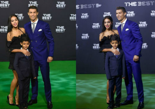 Bạn gái 9X của Ronaldo được cả thế giới săn lùng - ảnh 1