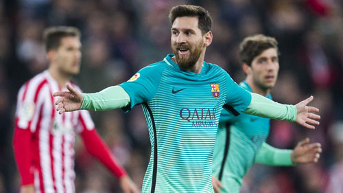 """Barcelona – A.Bilbao: Không thắng chỉ có nước """"độn thổ"""" - 2"""