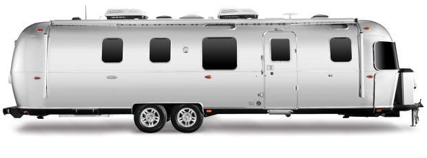 Airstream trình làng mẫu xe du lịch siêu khủng - ảnh 1