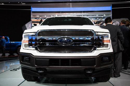 2018 Ford F-150 thông minh hơn trình diện - ảnh 2