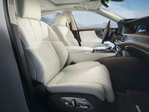 Sedan hạng sang Lexus LS 2018 lột xác toàn diện - ảnh 2