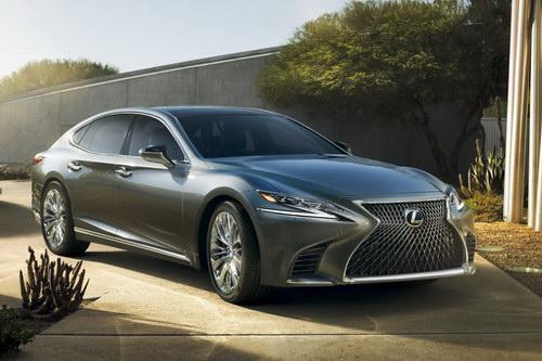 Sedan hạng sang Lexus LS 2018 lột xác toàn diện - ảnh 4