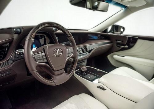 Sedan hạng sang Lexus LS 2018 lột xác toàn diện - ảnh 5
