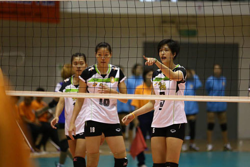 Bóng chuyền: Ngọc Hoa chỉ là số 2 ở Thái Lan vì VĐV này - ảnh 1