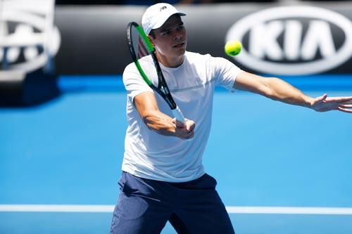 """Australian Open: Siêu sao """"căng mình"""" chạy đà - ảnh 8"""