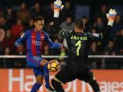 """Bóng đá - Barcelona sa sút: Neymar """"cùn mòn"""" và nỗi sợ xa nhà"""