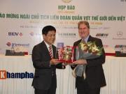 ITF muốn giúp Việt Nam có thêm nhiều Lý Hoàng Nam